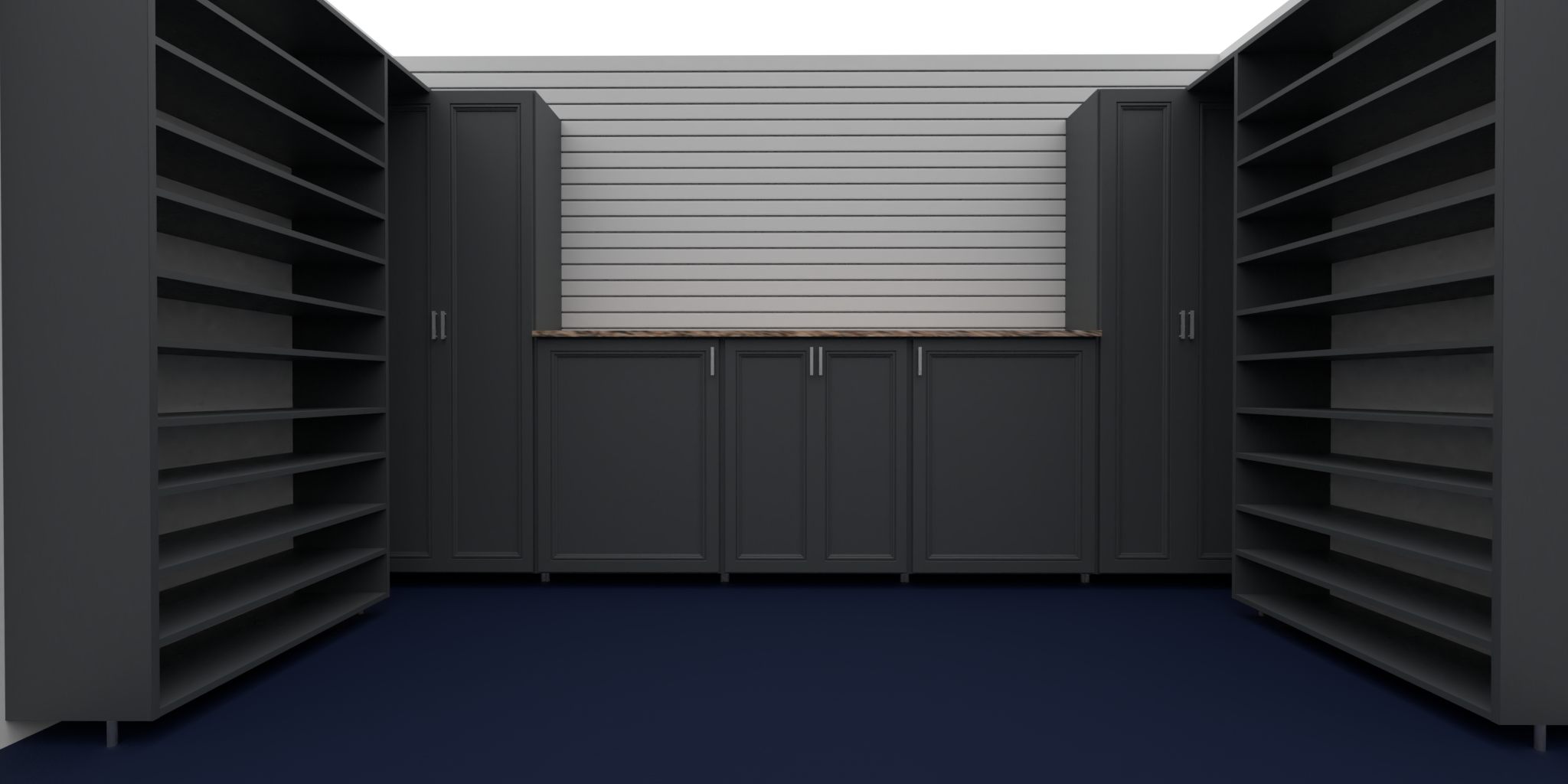 ClosetPro Software Garage Render